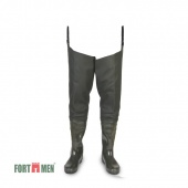 Women's thigh waders PVC art. 05(C)850