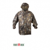 FORTMEN Raincoat camouflage from PVC art. 20(C)1500P